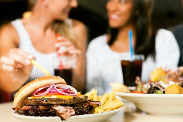 Eating Out A Special Occasion For Majority Americans